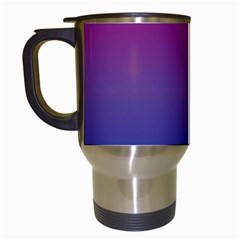 Bi Colors Travel Mugs (White)