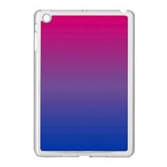 Bi Colors Apple iPad Mini Case (White)