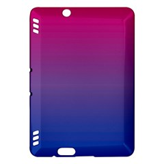 Bi Colors Kindle Fire HDX Hardshell Case