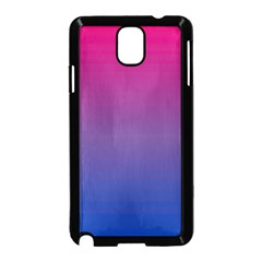 Bi Colors Samsung Galaxy Note 3 Neo Hardshell Case (Black)