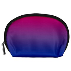 Bi Colors Accessory Pouches (Large)
