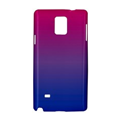 Bi Colors Samsung Galaxy Note 4 Hardshell Case