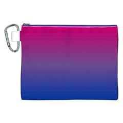 Bi Colors Canvas Cosmetic Bag (XXL)