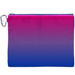 Bi Colors Canvas Cosmetic Bag (XXXL)