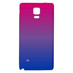 Bi Colors Galaxy Note 4 Back Case
