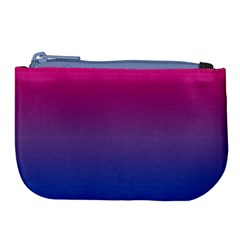 Bi Colors Large Coin Purse