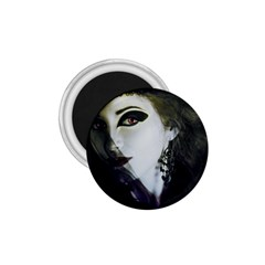 Goth Bride 1.75  Magnets