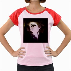 Goth Bride Women s Cap Sleeve T-Shirt