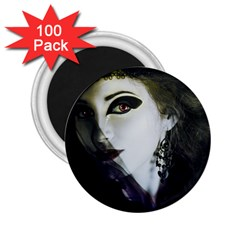 Goth Bride 2.25  Magnets (100 pack)