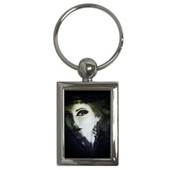 Goth Bride Key Chains (Rectangle)