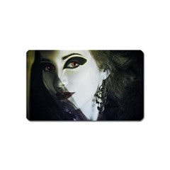 Goth Bride Magnet (Name Card)