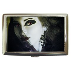 Goth Bride Cigarette Money Cases