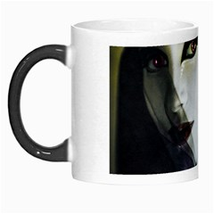 Goth Bride Morph Mugs