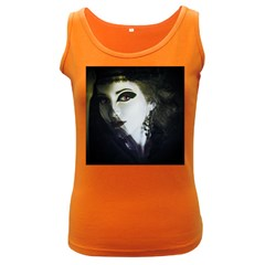 Goth Bride Women s Dark Tank Top