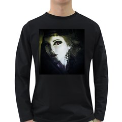 Goth Bride Long Sleeve Dark T-Shirts