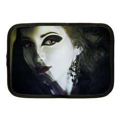 Goth Bride Netbook Case (Medium)