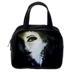 Goth Bride Classic Handbags (One Side)