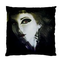 Goth Bride Standard Cushion Case (One Side)