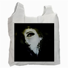 Goth Bride Recycle Bag (One Side)