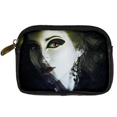 Goth Bride Digital Camera Cases