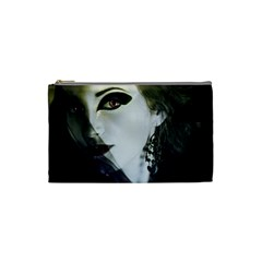 Goth Bride Cosmetic Bag (small)