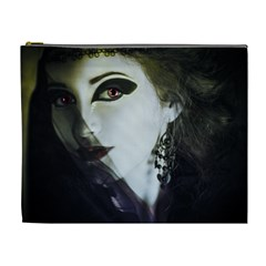 Goth Bride Cosmetic Bag (XL)