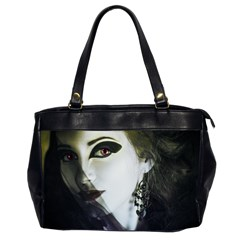 Goth Bride Office Handbags (2 Sides)