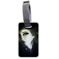 Goth Bride Luggage Tags (One Side)