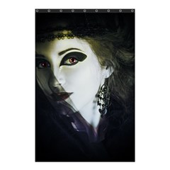 Goth Bride Shower Curtain 48  x 72  (Small)