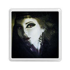 Goth Bride Memory Card Reader (Square)