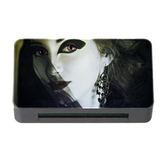 Goth Bride Memory Card Reader with CF