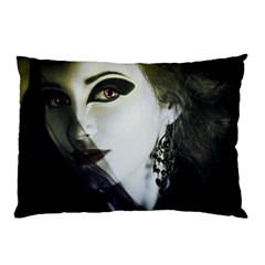 Goth Bride Pillow Case (Two Sides)