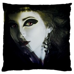 Goth Bride Large Cushion Case (Two Sides)