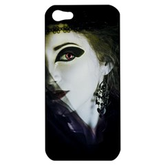 Goth Bride Apple iPhone 5 Hardshell Case