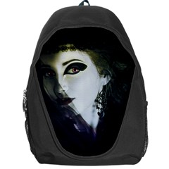 Goth Bride Backpack Bag