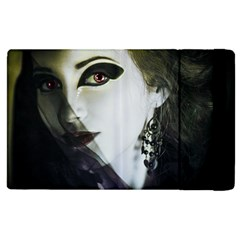 Goth Bride Apple iPad 3/4 Flip Case