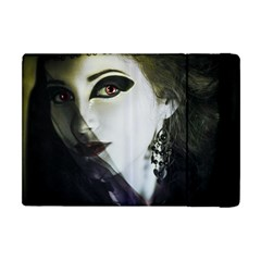 Goth Bride Apple iPad Mini Flip Case