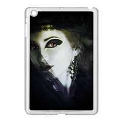 Goth Bride Apple iPad Mini Case (White)