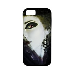 Goth Bride Apple iPhone 5 Classic Hardshell Case (PC+Silicone)