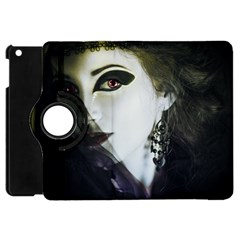 Goth Bride Apple iPad Mini Flip 360 Case