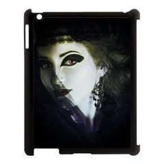 Goth Bride Apple iPad 3/4 Case (Black)