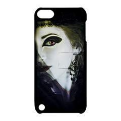 Goth Bride Apple iPod Touch 5 Hardshell Case with Stand