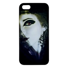 Goth Bride Apple iPhone 5 Premium Hardshell Case