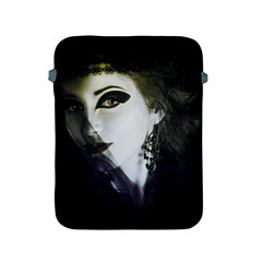 Goth Bride Apple iPad 2/3/4 Protective Soft Cases