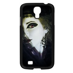 Goth Bride Samsung Galaxy S4 I9500/ I9505 Case (black)