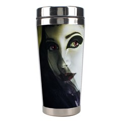 Goth Bride Stainless Steel Travel Tumblers