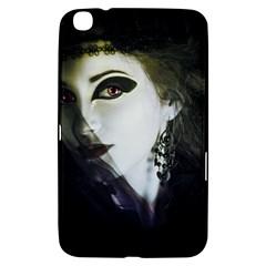 Goth Bride Samsung Galaxy Tab 3 (8 ) T3100 Hardshell Case