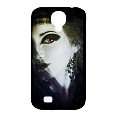 Goth Bride Samsung Galaxy S4 Classic Hardshell Case (PC+Silicone)