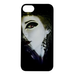 Goth Bride Apple iPhone 5S/ SE Hardshell Case