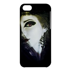 Goth Bride Apple iPhone 5C Hardshell Case